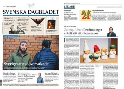 Svenska Dagbladet – 21 december 2019