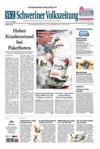Schweriner Volkszeitung Hagenower Kreisblatt - 21. Dezember 2019