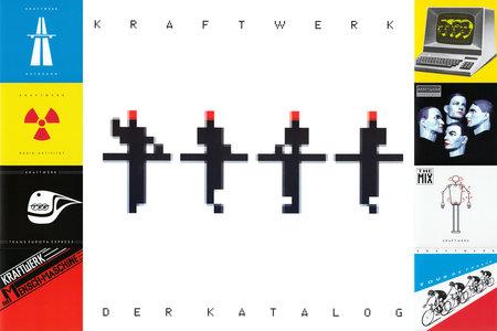 Kraftwerk - Der Katalog (2009) 8CD Digital Remastered Box Set [Re-Up]