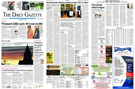 The Daily Gazette – August 23, 2019
