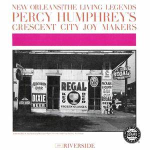 Percy Humphrey's Crescent City Joy Makers - New Orleans: The Living Legends (1961) {1994 OJC} **[RE-UP]**