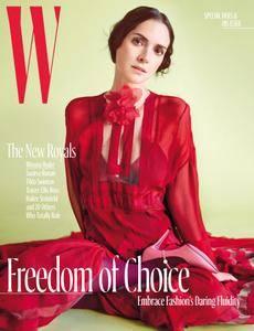 W Magazine - October 2017