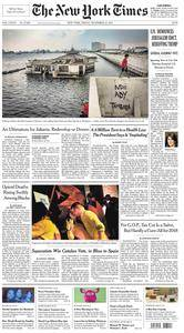 The New York Times  December 22 2017