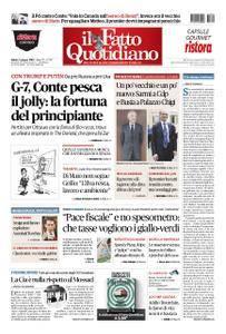 Il Fatto Quotidiano - 09 giugno 2018