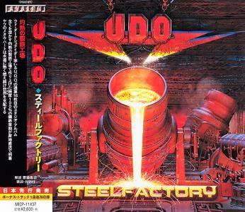 U.D.O. - Steelfactory (2018) [Japanese Ed.]