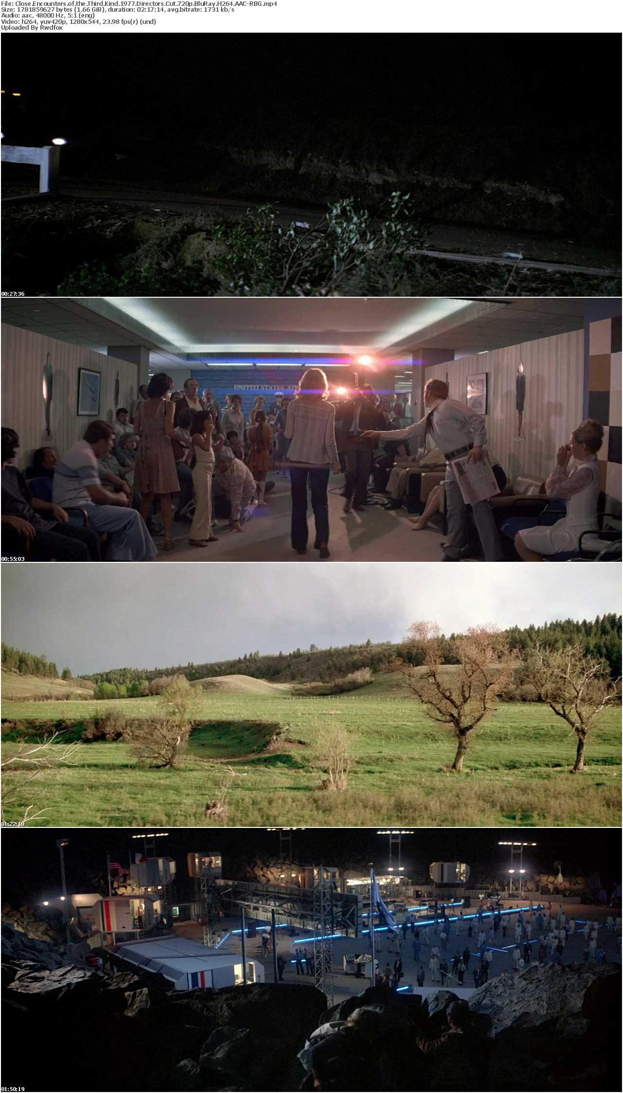 Close Encounters of the Third Kind (1977)