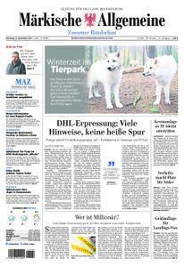 Märkische Allgemeine Zossener Rundschau - 05. Dezember 2017