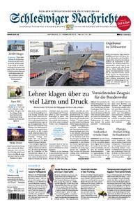 Schleswiger Nachrichten - 21. Februar 2018