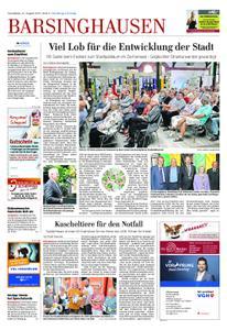 Barsinghausen/Wennigsen - 24. August 2019