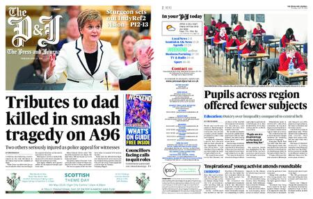 The Press and Journal Moray – April 25, 2019