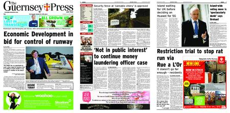 The Guernsey Press – 25 April 2019