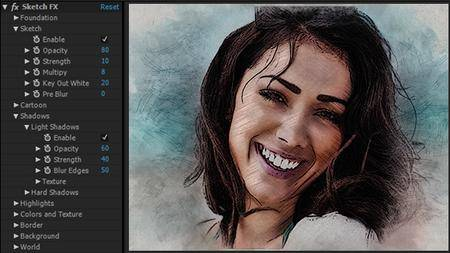 Sketch FX - Project for After Effects (VideoHive)