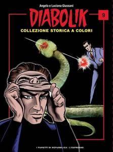 Diabolik - Collezione Storica a Colori 09 (08/2017)