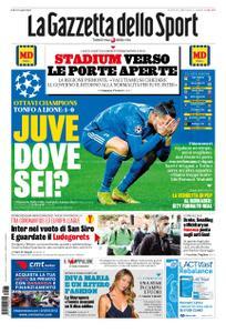 La Gazzetta dello Sport Roma – 27 febbraio 2020