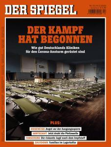 Der Spiegel - 21 März 2020