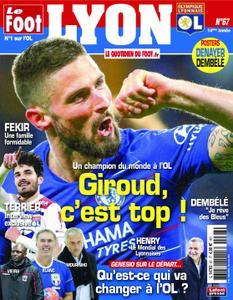Le Foot Lyon - mai/juin 2019