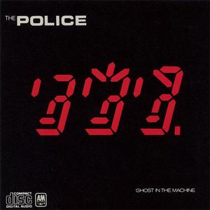 The Police - Ghost In The Machine (1981) {198x A&M}