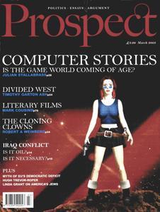 Prospect Magazine - March 2003