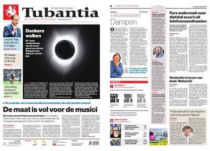 Tubantia - Enschede – 22 augustus 2017