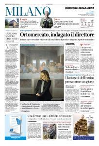 Corriere della Sera Milano – 09 gennaio 2019