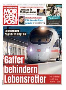 Hamburger Morgenpost – 03. Dezember 2019