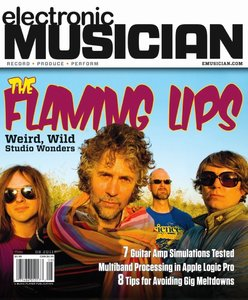 Electronic Musician - August 2011