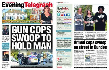Evening Telegraph First Edition – November 13, 2017