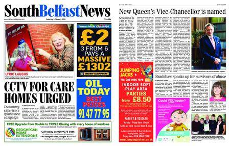 South Belfast News – February 01, 2018