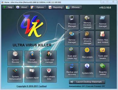 UVK Ultra Virus Killer 10.7.2.0 Full
