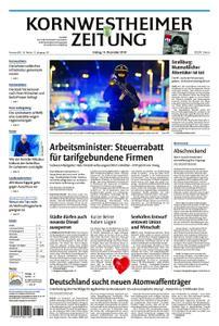 Kornwestheimer Zeitung - 14. Dezember 2018
