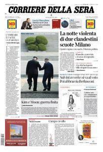 Corriere della Sera - 28 Aprile 2018