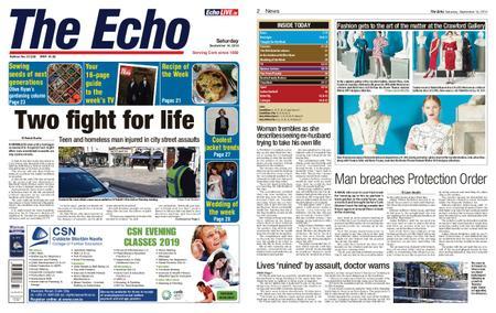 Evening Echo – September 14, 2019
