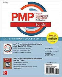 PMP Project Management Professional Certification Bundle [Repost]