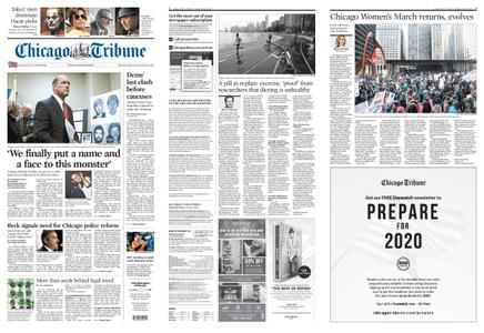 Chicago Tribune – January 14, 2020