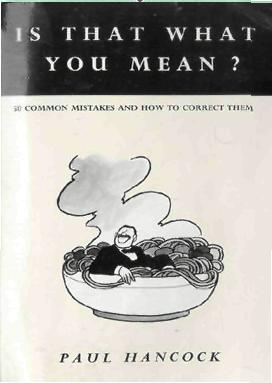 Is that what you mean? - 50 common mistakes and how to correct them.