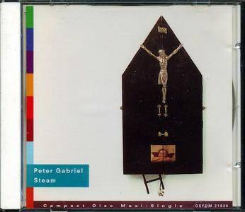 Peter Gabriel - Steam (1992)