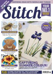 Stitch Magazine - August-September 2020