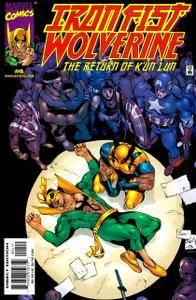 Iron Fist  Wolverine 04 of 04 2001 Meganubis