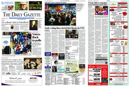 The Daily Gazette – October 25, 2020