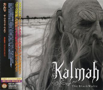 Kalmah - The Black Waltz (2006) [Japanese Edition]