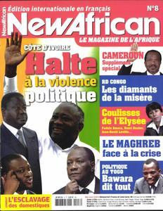 New African, le magazine de l'Afrique - Mai - Juin 2009