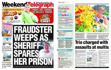 Evening Telegraph First Edition – July 28, 2018