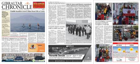 Gibraltar Chronicle – 02 August 2019