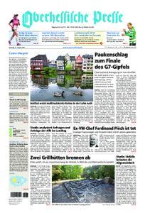 Oberhessische Presse Marburg/Ostkreis - 27. August 2019