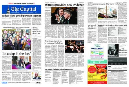 The Capital – November 14, 2019