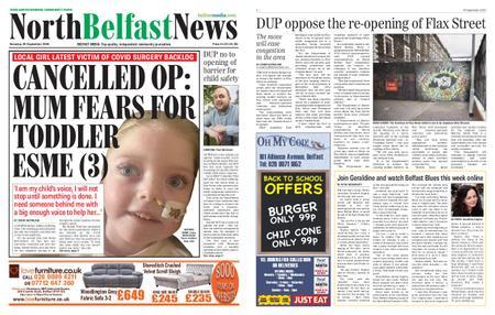 North Belfast News – September 23, 2020