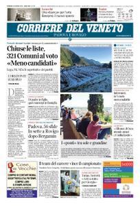 Corriere del Veneto Padova e Rovigo – 28 aprile 2019
