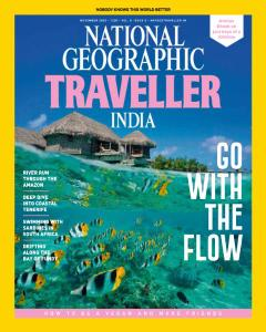 National Geographic Traveller India - November 2019