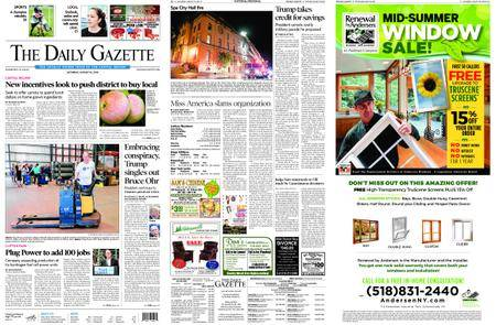 The Daily Gazette – August 18, 2018