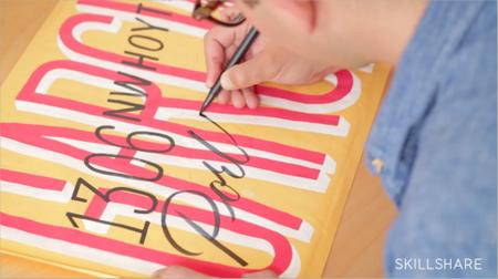 A Comprehensive Guide to Hand Lettering: Creating Graphic and Script Styles